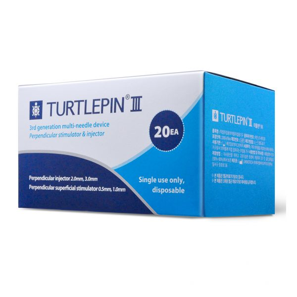 TURTLEPIN III-PACKAGE square